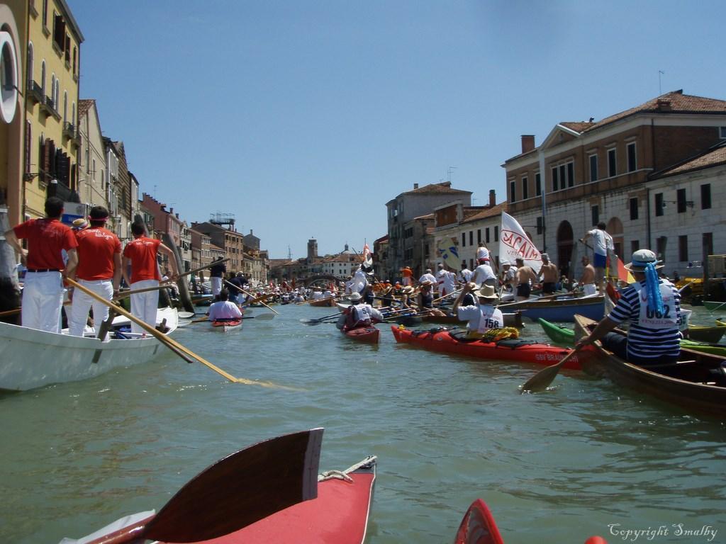 Vogalonga Venedig
