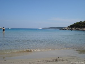 Milna strand Vis
