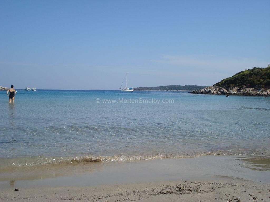 Vis Milna Strand