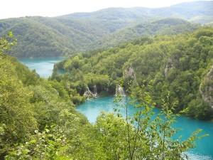 Plitvice Søerne Kroatien