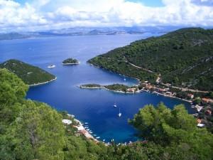 Mljet Kroatien