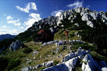 National park Risnjak