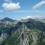 Paklenica bjergene