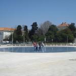 En hilsen til Solen Zadar