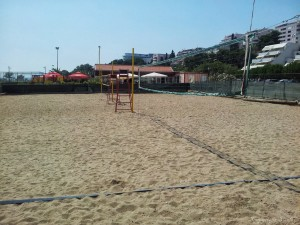 Beachvollybold