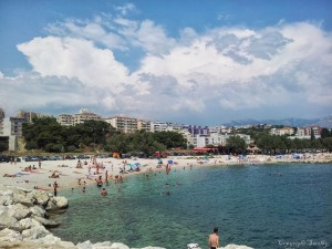 Strand Znjan