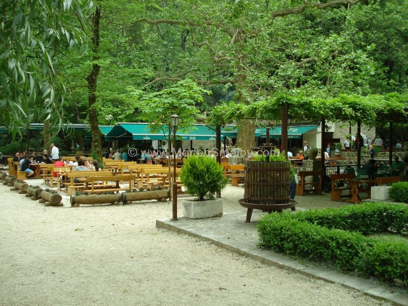 Restaurant Radmanova Omis