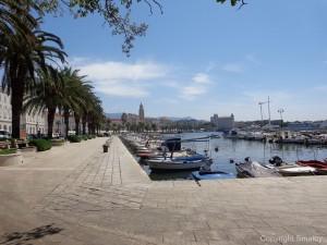 Split havnefronten