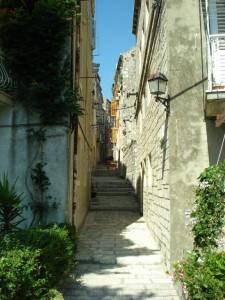 korcula-gade-i-den-gamle-bydel