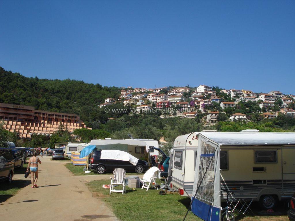 Standpladser Camping Oliva
