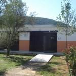 Sanitærbygning Camping Oliva