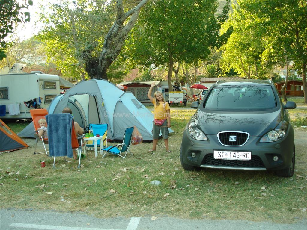Camping Galeb vores standplads