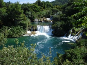 Nationalpark-Krka-vandfaldene