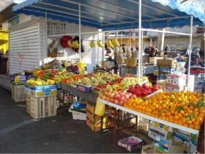 Grønsagsmarkedet Split - Stari Pazar