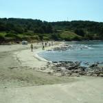 Korcula strand i Lumbarda