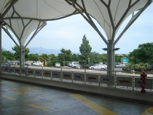 Split Lufthavn Parkering