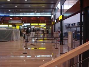 Zagreb Lufthavn Terminal