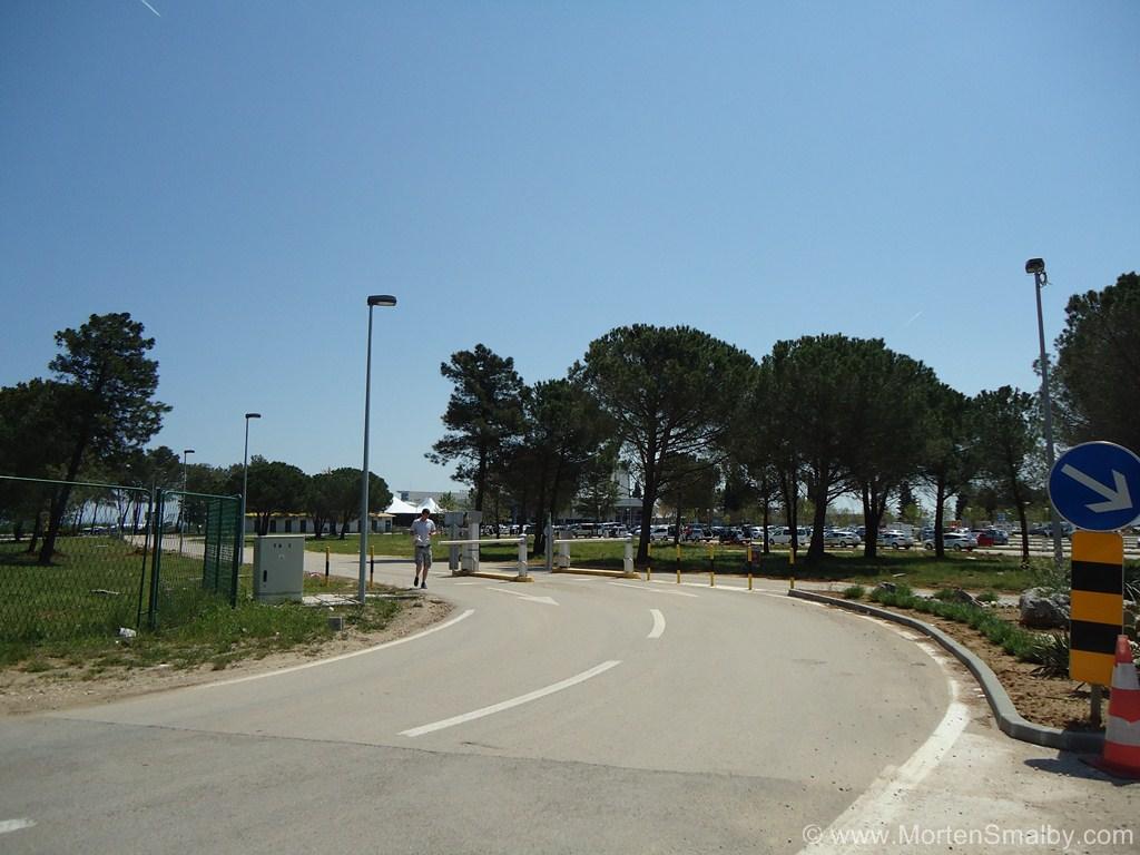 Lufthavnen i Zadar