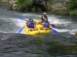 Rafting Omis 1