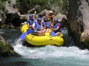 Rafting Omis 24