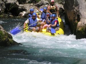 Rafting Omis 25