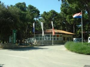 Kozarica Camping Reception