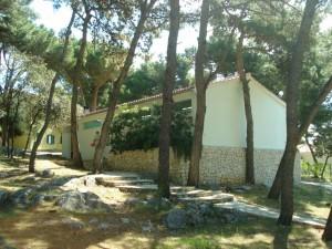 Sanitaerbygning Kozarica