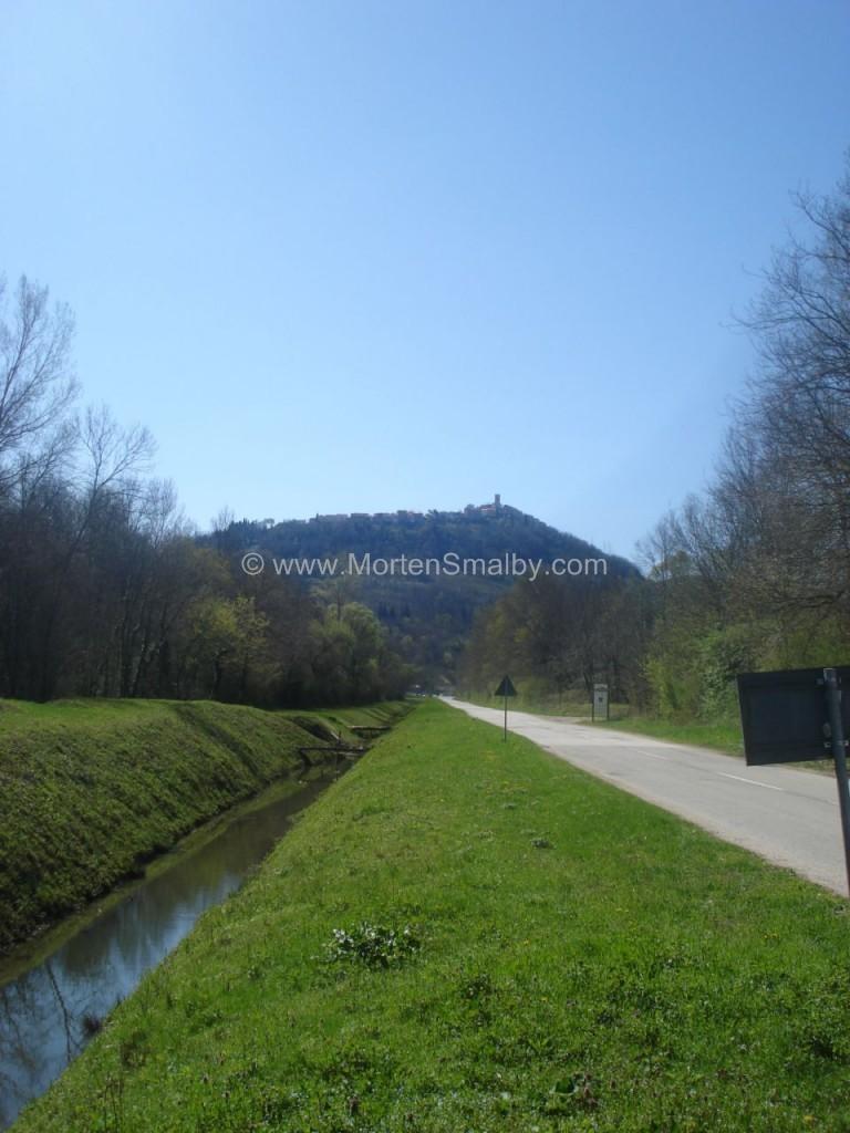 Troeffel skoven ved Motovun