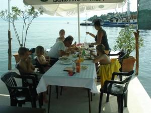 Frokost i Sumartin