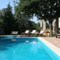 Villa med pool Kroatien