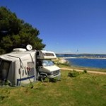 Mobilhome Camping Stupice