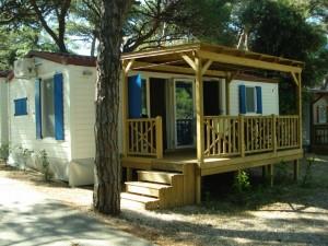 Mobilhome Kroatien