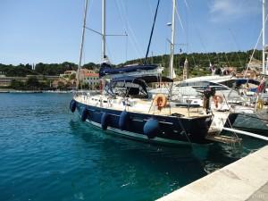 havneplads Kroatien