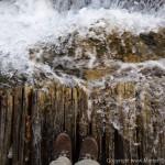 Brusende Vandfald