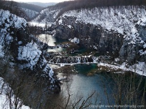 Kroatien nationalpark Plitvice