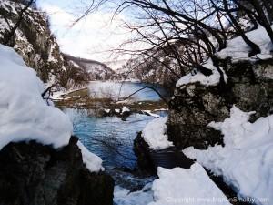 Plitvice sø