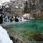 vand farve Plitvice
