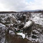 vandfald i Plitvice