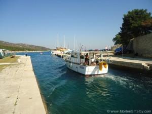 Kanal i Osor