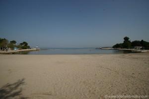 Sandstrand Zadar