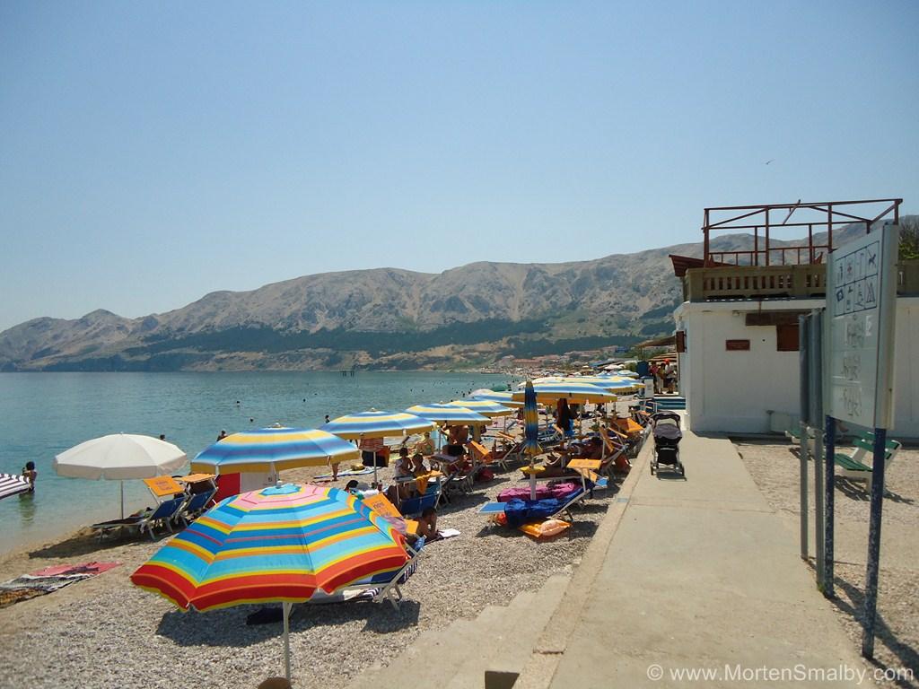 Strand Baska Krk