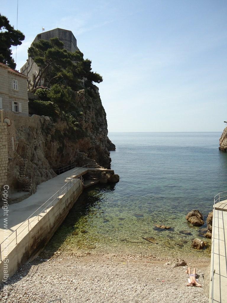 Strand Dubrovnik