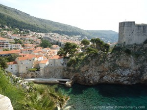 Dubrovnik by mur