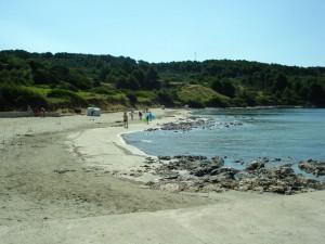 Lumbarda Strand