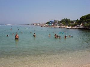 Strand Supetar