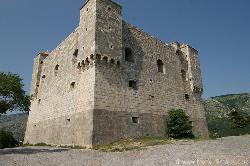 Slot i Senj