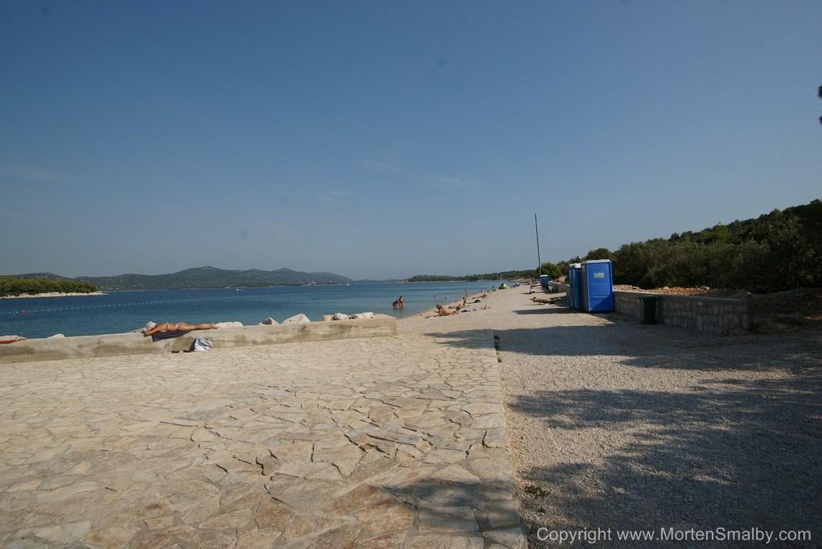 Strand Jezera