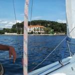 Dejligt at sejle
