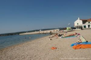 Strand Turanj