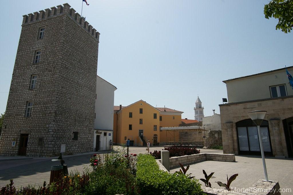 Novi Vinodolski gamle by del